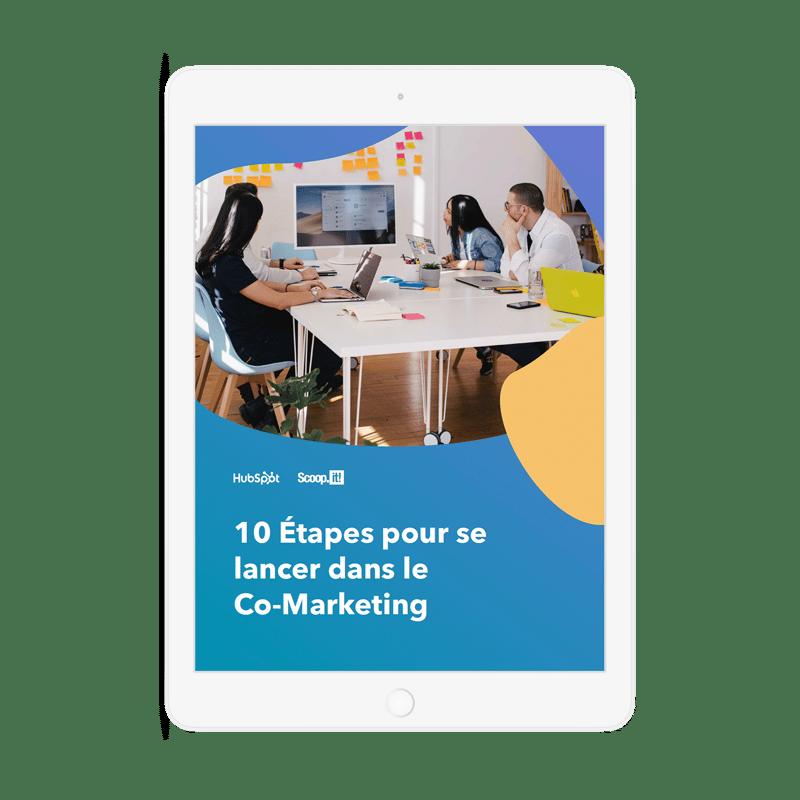 Guide pour se lancer dans le co-marketing