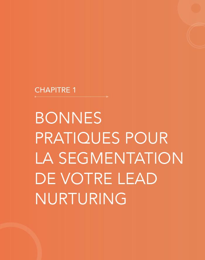 Lead nurturing 3