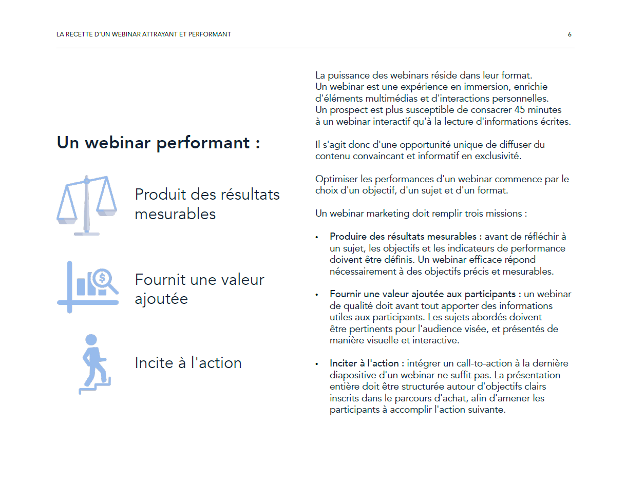 How to Produce Webinars Ebook Preview