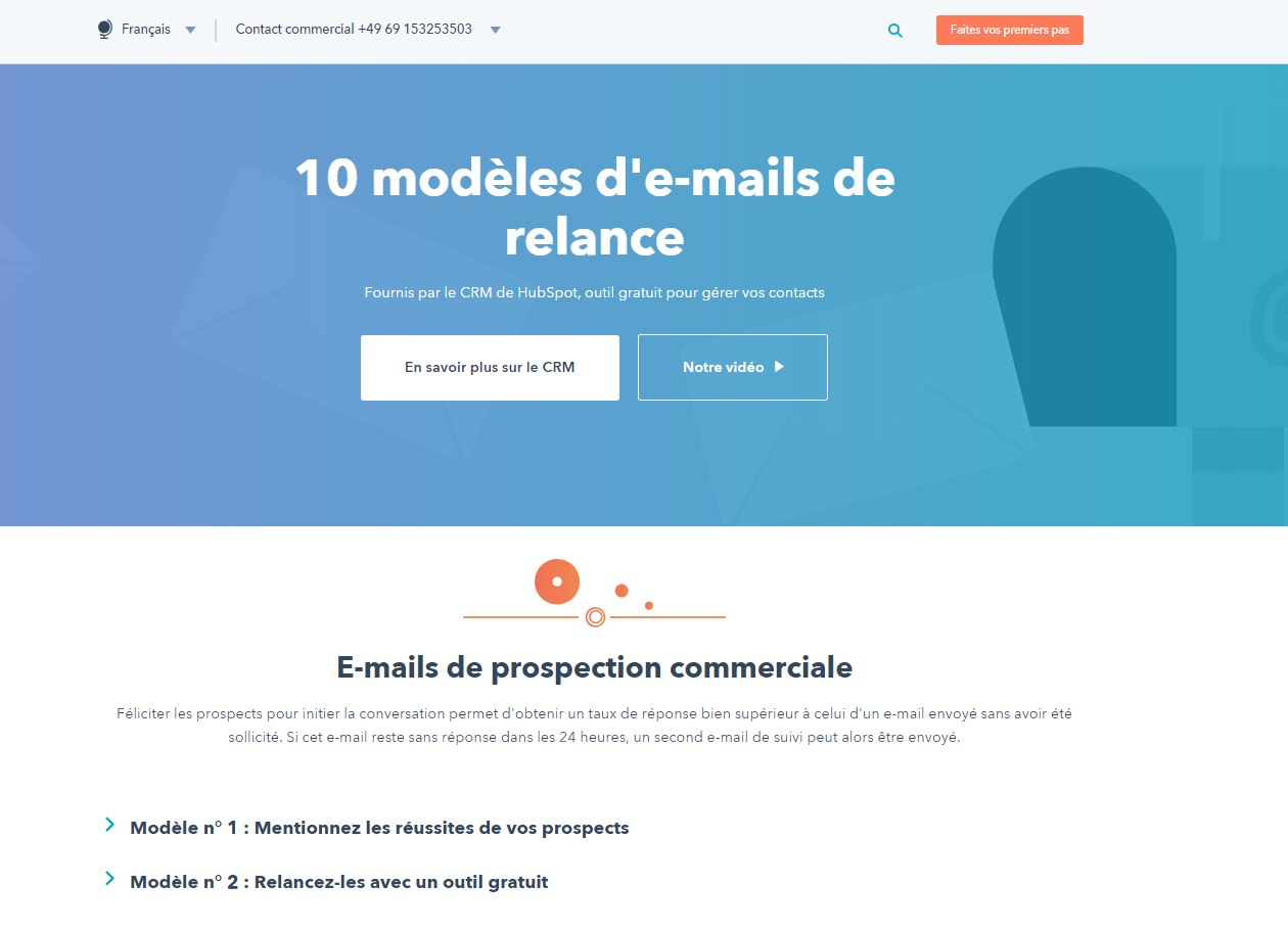 FR-Email-Template
