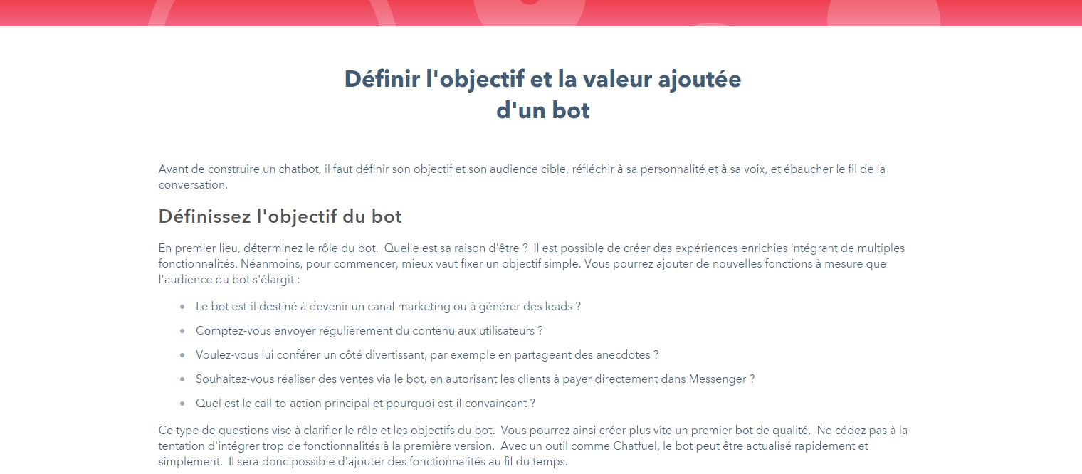 Beginner's Guide to Creating Your First Bot Preview
