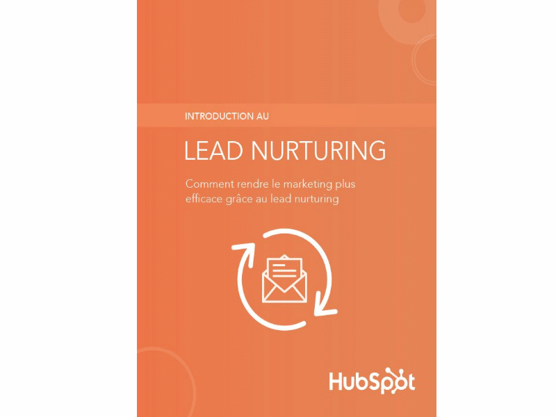 Lead nurturing 1
