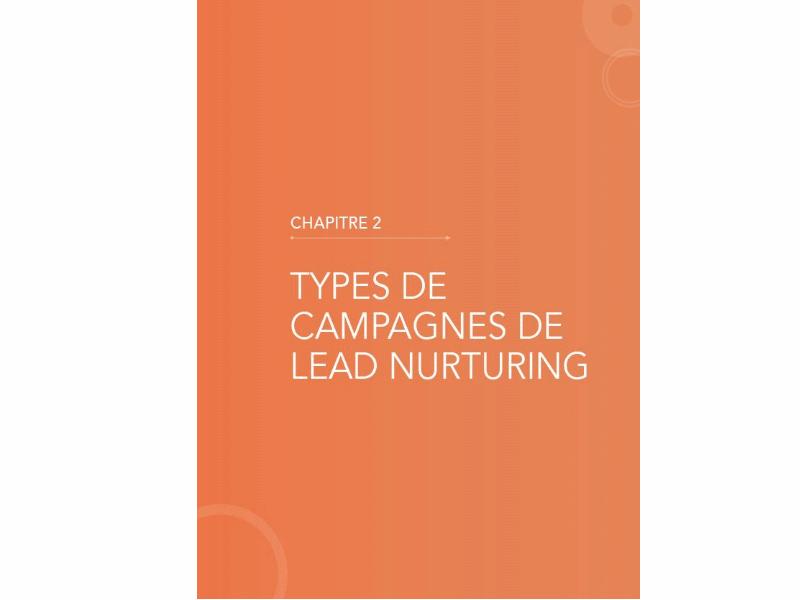Lead nurturing 4