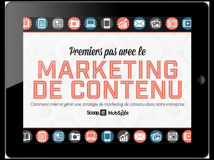 premiers pas avec le marketing de contenu