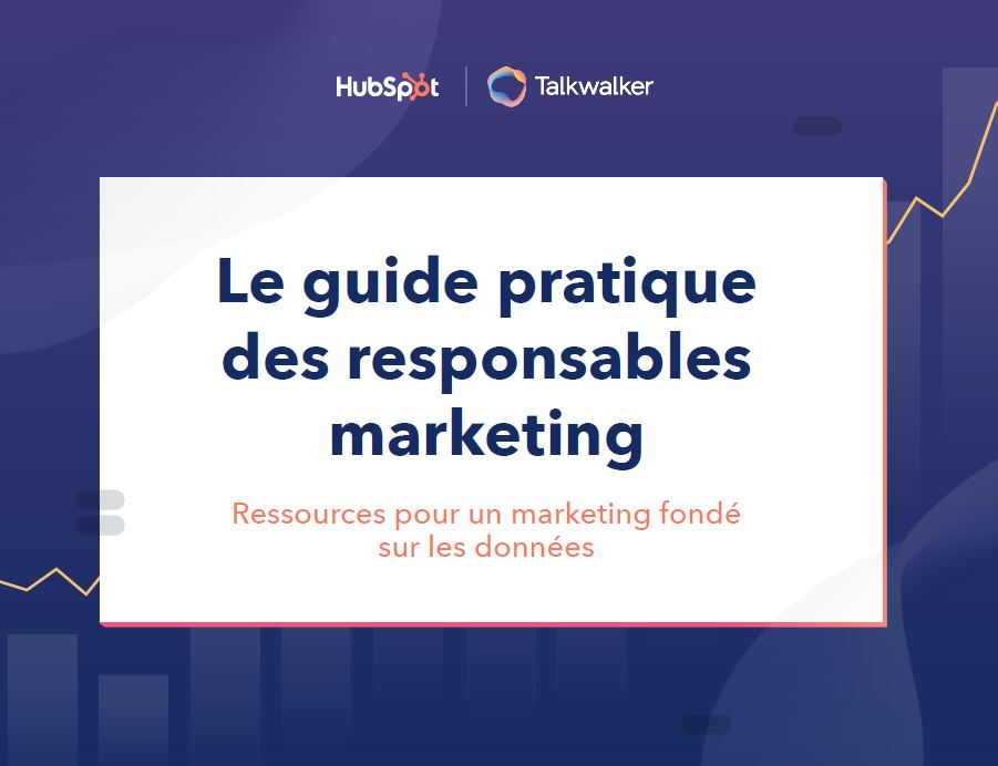 Ebook Guide pratique des responsables marketing