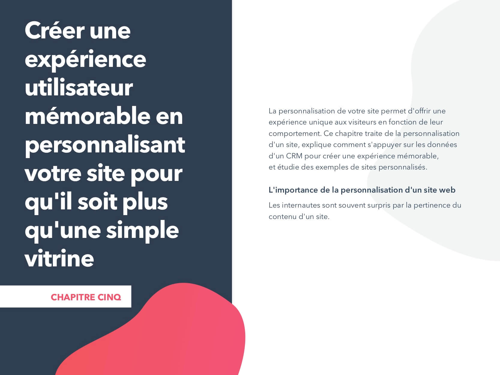 Optimiser la performance de votre site web ch5