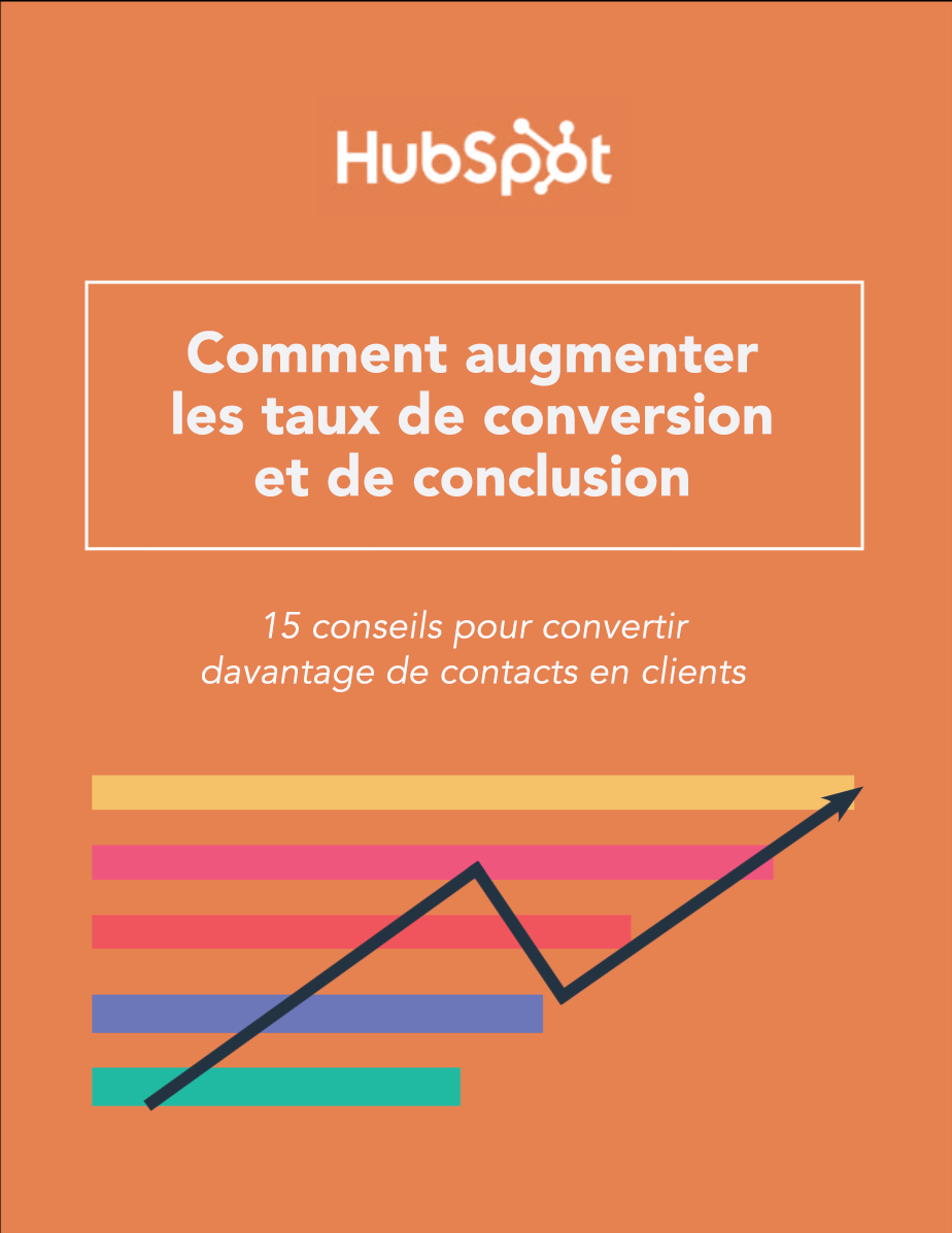 Couverture ebook taux de conversion et de conclusion