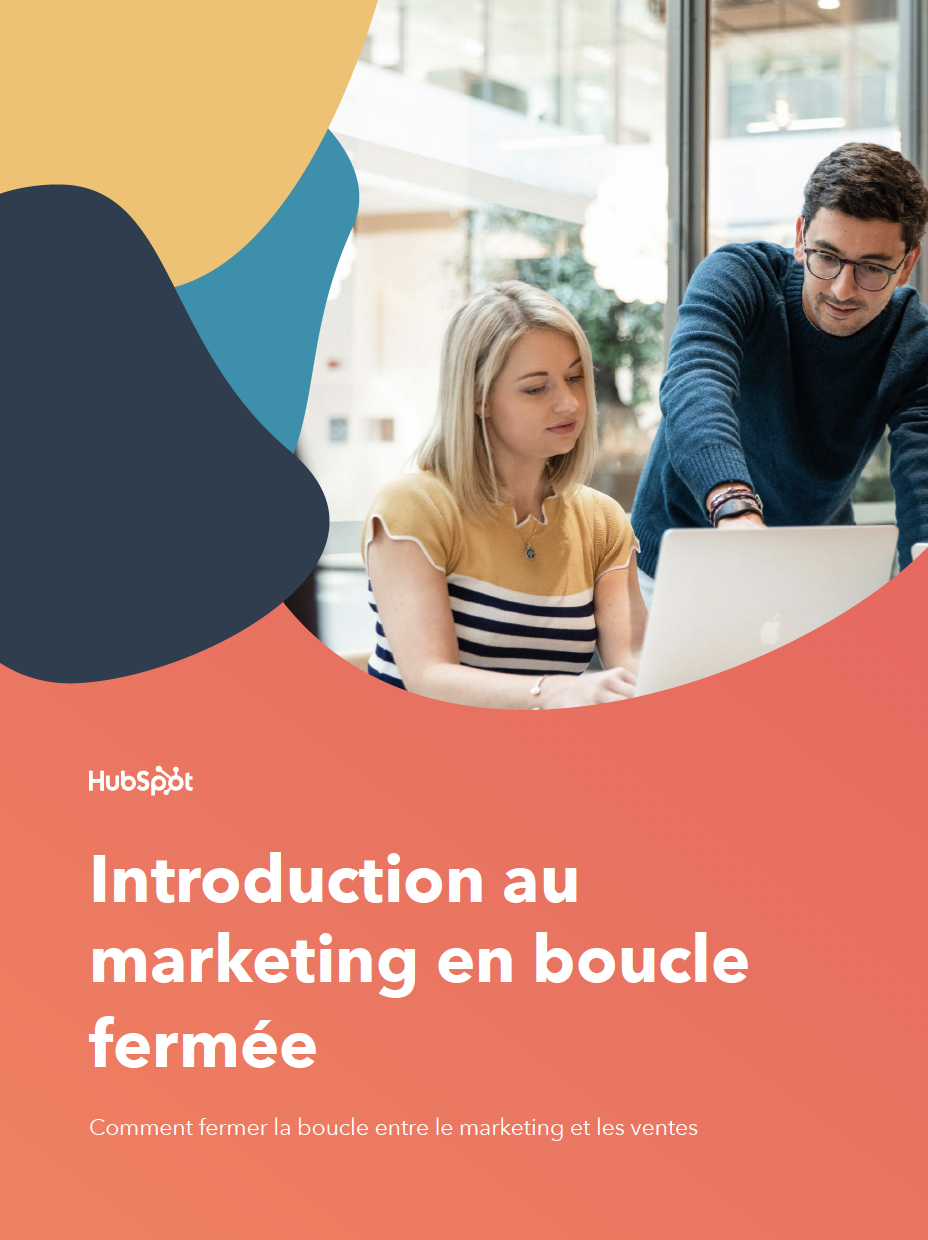 Introduction marketing boucle fermée