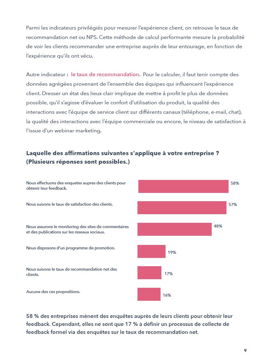 Qu'est-ce que l'expérience client et pourquoi est-elle importante ?