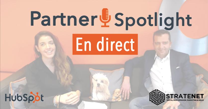 Program Partner Spotlight en direct