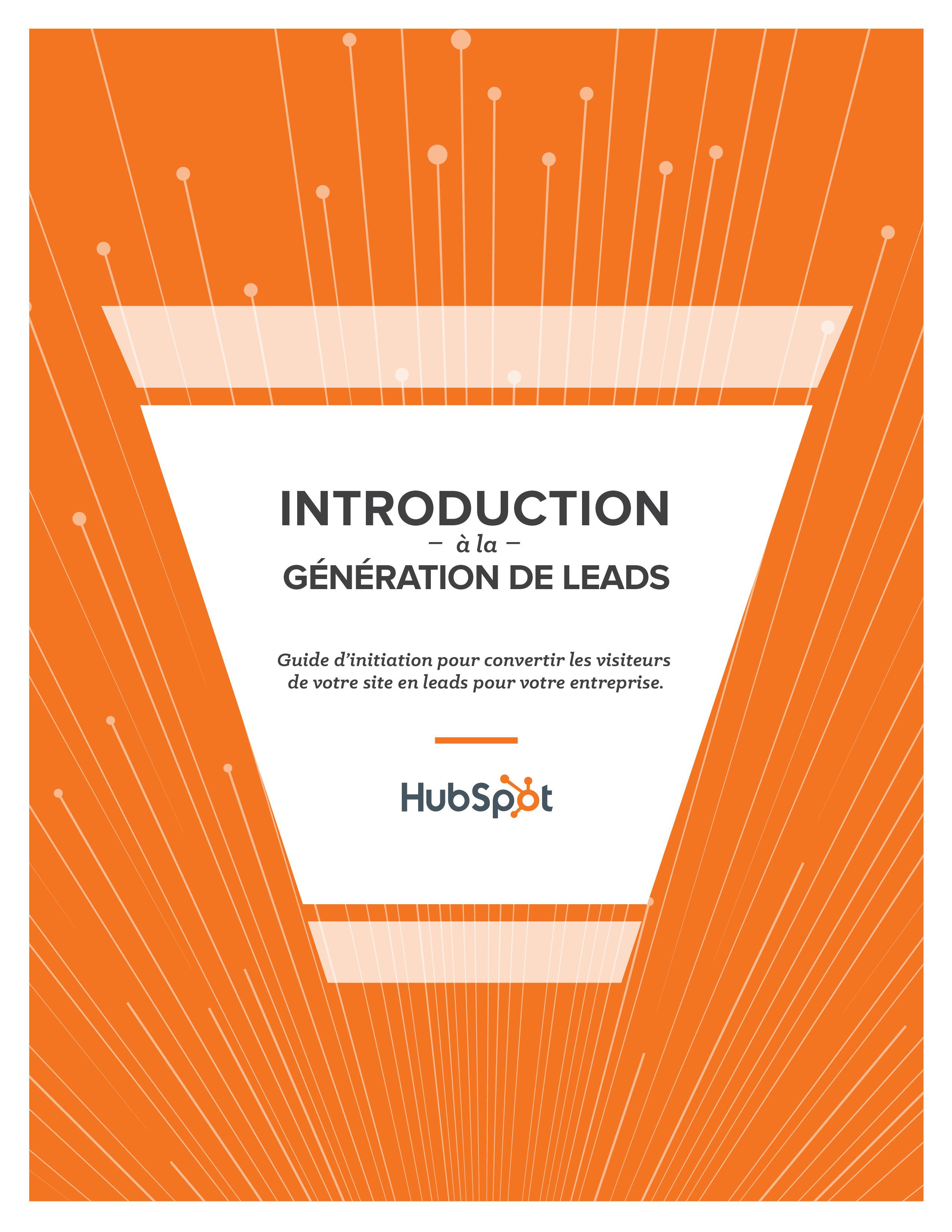 Introduction à la génération de leads - 1